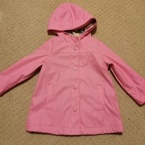 Pink Jacket Baby Gap